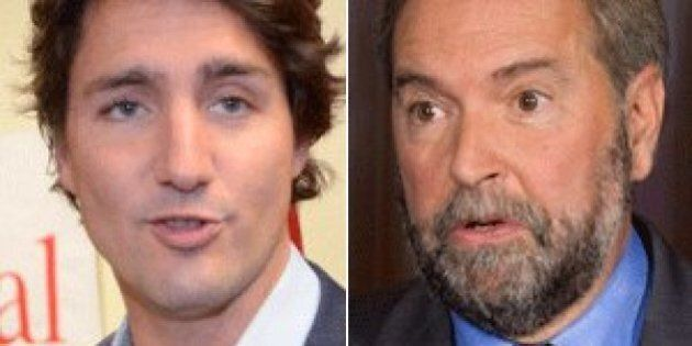 Toronto, Montreal Byelections: Trudeau, Mulcair Put To The