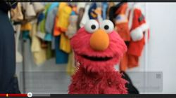 Elmo Gives Us His Style A To