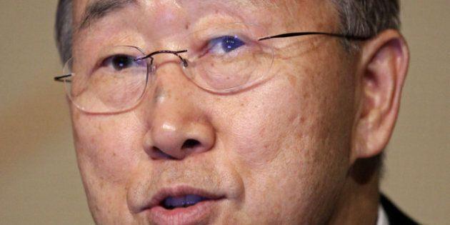 Ban Ki-moon Hails 2011 As A Turning