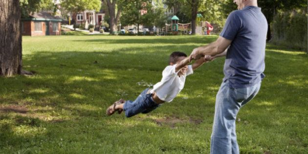 Active Dads, Smarter Kids: Fathers' Involved Parenting Helps Children's Intellectual Abilities, Study
