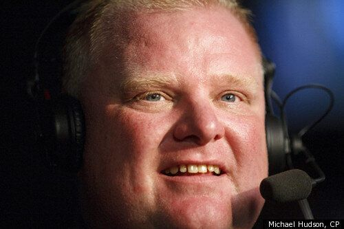 Why Rob Ford's Weight Is a Political