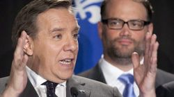 Once-Mighty Quebec Party's Membership