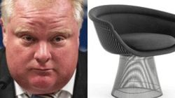 Ford Furious Over $75,000 Chair