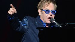 Why Elton John Signed my Back at the Fashion Cares