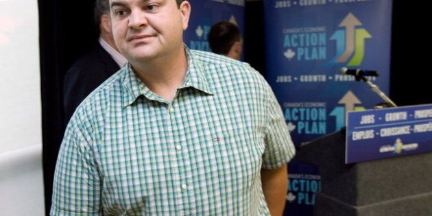 Dean Del Mastro Wants Election Spending Case To Go To Trial Quickly: