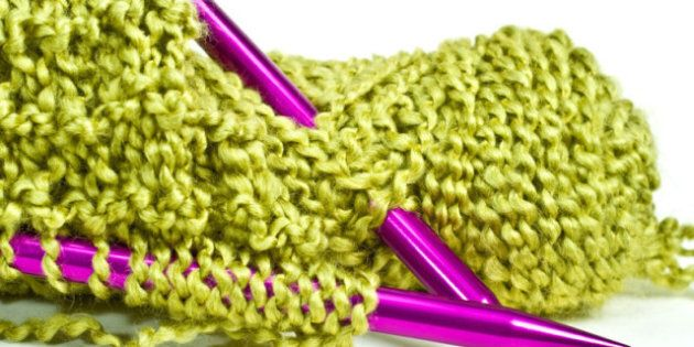 Knitting Is Cool: 20-Somethings Taking Up Knitting,