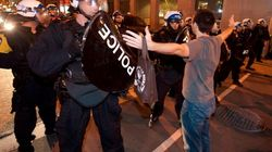Police Keep Protesters Away From Grand Prix
