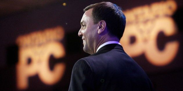 Tim Hudak On Union Policies: He Won't Back Down, Despite Split In