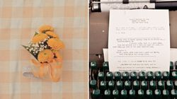 Real Wedding: Artsy '50s-Inspired