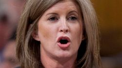 Rona Ambrose's Vote Sucker-Punched