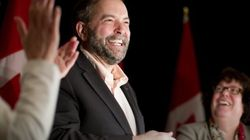 Mulcair Clears The Air On