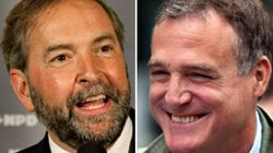 Mulcair Wins Endorsement From Former