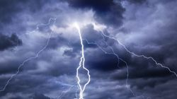 Young Father Killed By Lightning While