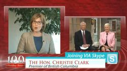 WATCH: Christy Clark Says Bible Helps Her Make