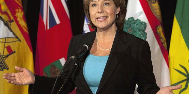 B.C. Premier's Office Defends $475K Credit Card