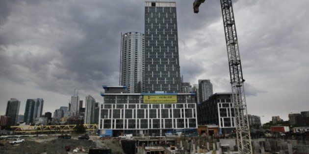 Toronto Condo Market Shows Signs Of Slowdown As Buyers Flee Tiny