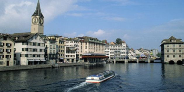Swiss Franc's Value Tied To Euro In Shock