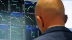 TSX Dives On