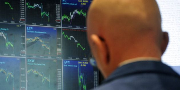 Toronto Stock Exchange Opens Day After Labour Day With Triple-Digit