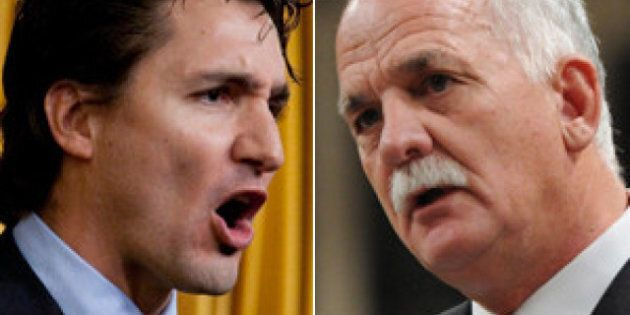 Vic Toews Suggests Justin Trudeau, Liberals Behind Vikileaks Twitter
