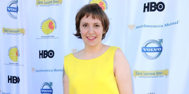 CULVER CITY, CA - SEPTEMBER 28: Actress Lena Dunham attends the 4th annual L.A. Loves Alex's Lemonade...