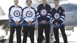 Winnipeg Jets' New Jerseys Continue Love Affair With Air