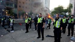 Vancouver Police Defend Riot