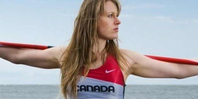 Liz Gleadle, Javelin Thrower From Vancouver, Sets New Canadian Record In Olympic