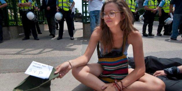 Montreal Police Defend F1 'Preventive