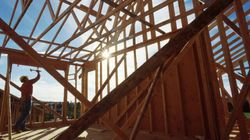 Building Permits Match All-Time