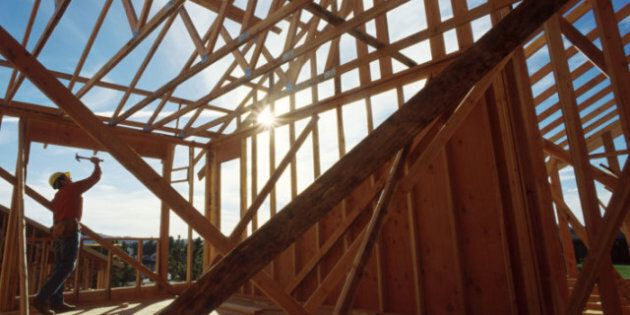 Canada Building Permits Match All-Time Record In