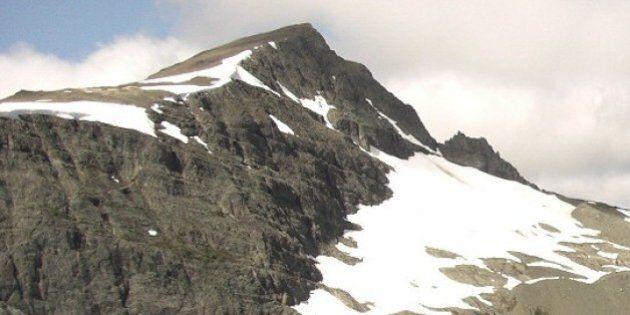 Mount Albert Edward Hikers