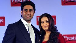 LOOK: Aishwarya Rai, Abhishek Bachchan Ooze Bollywood Star