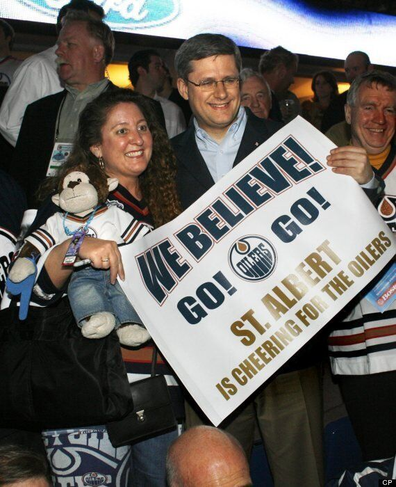 Stephen Harper's Favourite Hockey Team: Unraveling The