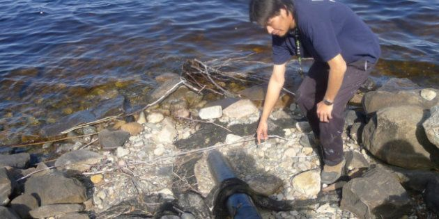 Slate Falls: First Nation's Water Imperils Economy, Health And Maybe Even