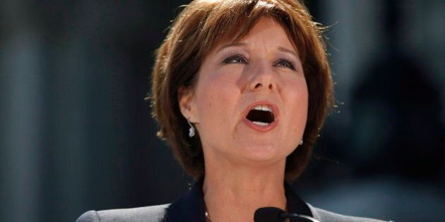 Christy Clark Warns Canada Unprepared For Tanker Oil