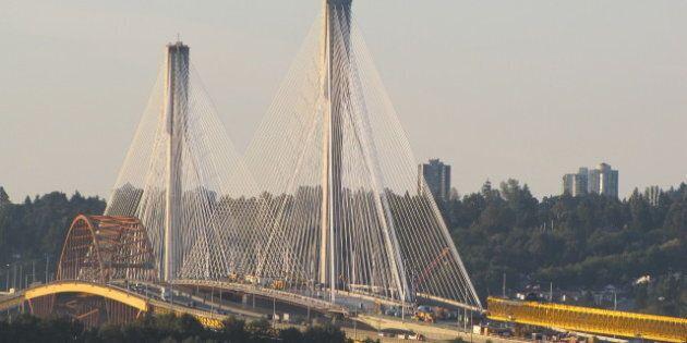 Port Mann Bridge Customer Accounts Potentially