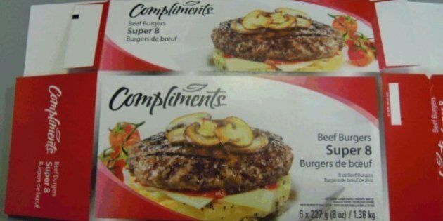 Compliments Beef Burger Recall: Super 8 Brand Pulled Over E. Coli