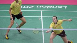 Unlikely Medal Run Over For Canadian Women's Badminton Team 'Bruce