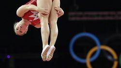 Rosie MacLennan Wins Canada's First