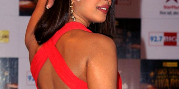 Priyanka Chopra Has The Sexiest Back In Bollywood