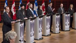NDP Contenders Face Off In