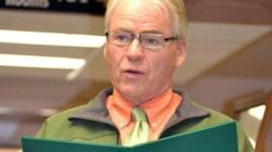 Bruce Hyer Leaves NDP