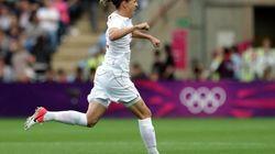 Top Scorers Go Head To Head In Soccer
