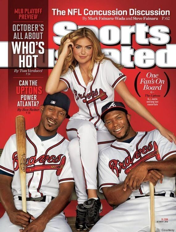 Kate Upton's Sports Illustrated Cover Isn't Quite As Sexy As You Hope