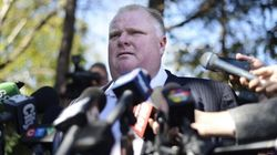 Ford Hounded By Reporters In