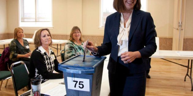 Alberta Voter Turnout 2012: Election Fails To See Rush To The