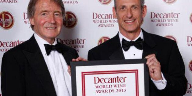 Mission Hill Pinot Noir Wins Top Honour At Decanter
