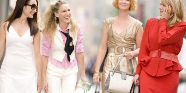 The Top 10 Most Fashionable Television Shows