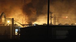 LOOK: Winnipeg Fire
